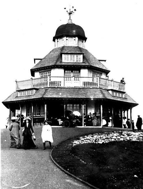 The Mount. Fleetwood, Lancashire: 1900's
