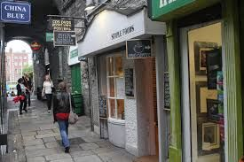 Image result for merchants arch dublin old photo