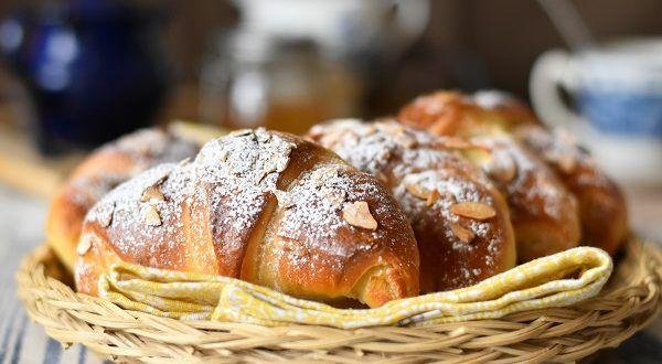 Croissants maison au Lben (babeurre)   Le Blog cuisine de Samar