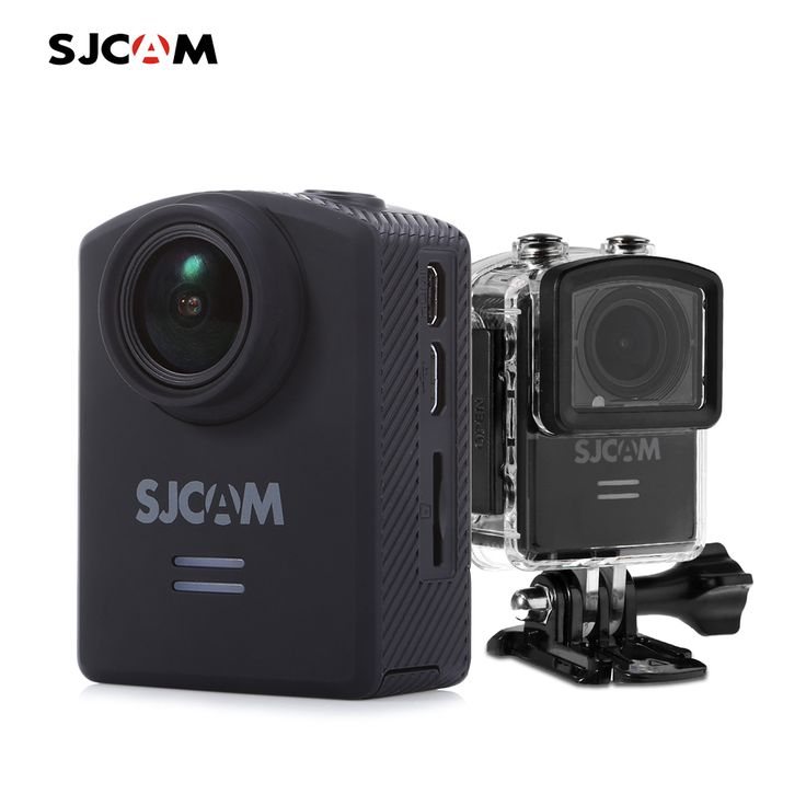 Original SJCAM M20 Sport Action Helmet Camera Underwater 4K Wifi Gyro Mini Camcorder 2160P HD 16MP With RAW Format Waterproof DV //Price: $149.19      #followme