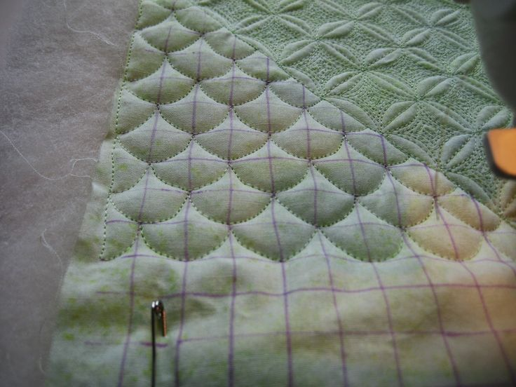 847 Best Images About Free Motion Quilting On Pinterest