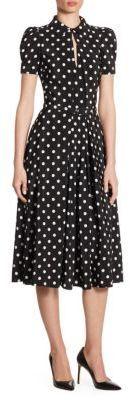 Ralph Lauren Marielle Silk Dress