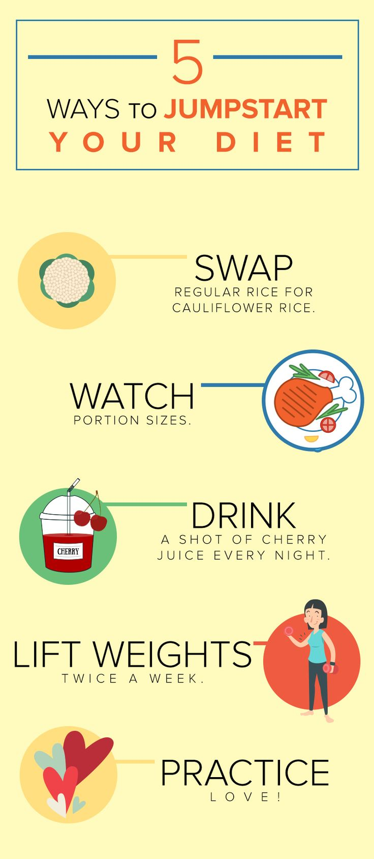 Use these easy tips to get healthy fast.