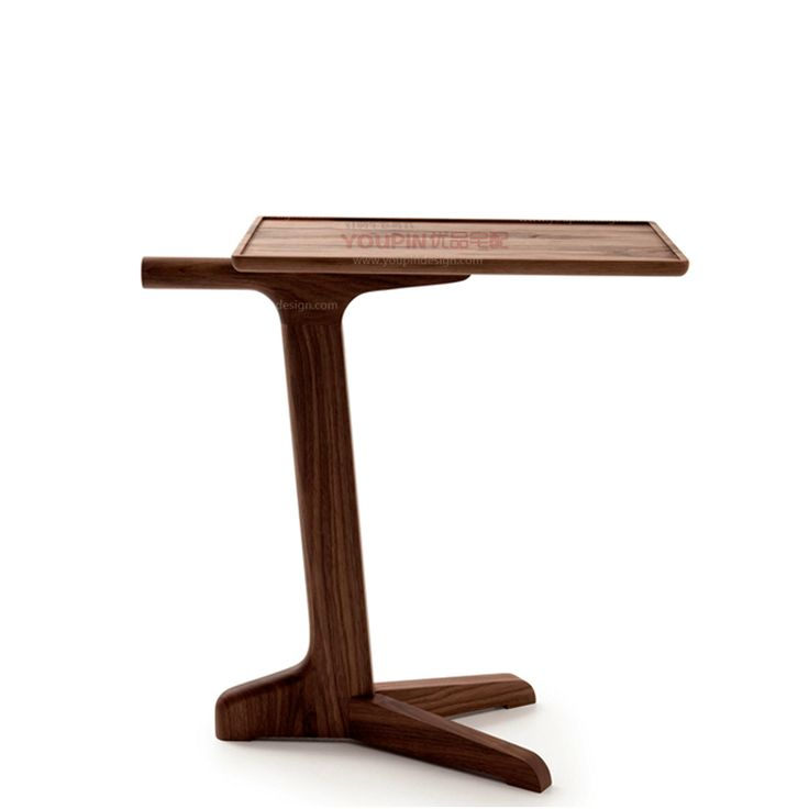 Small Drink Table Part - 43: Solid Wood Drink Table - Custom Contemporary Furniture, Lighting And  Interiors