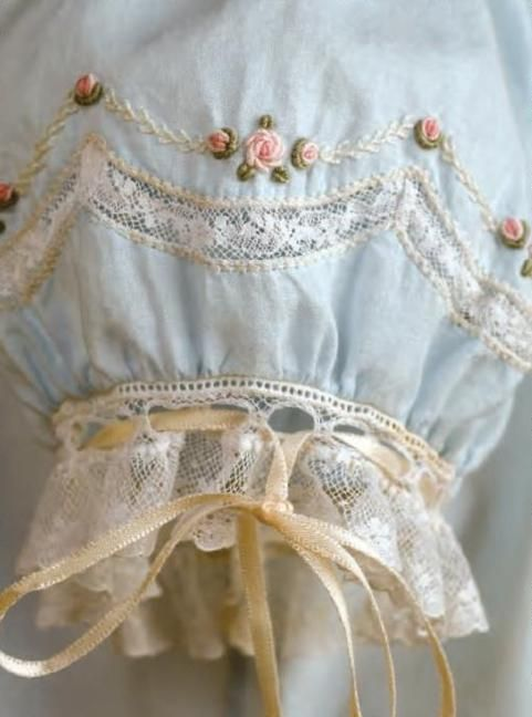 sleeve detail on baby dress ... Martha Pullen Co.