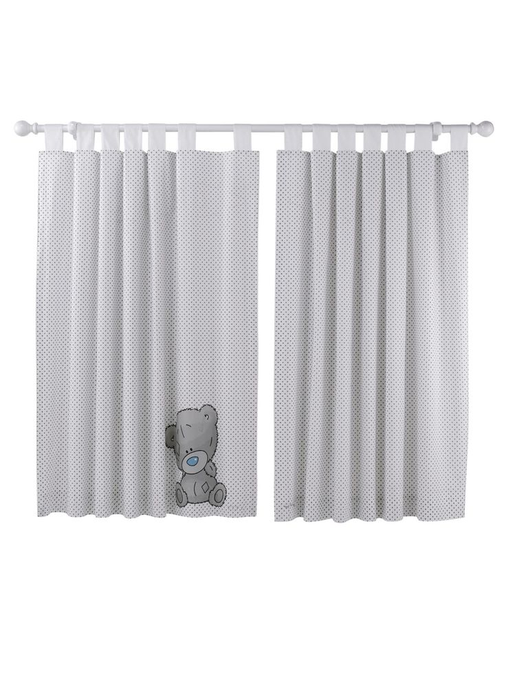 Tiny Tatty Teddy Curtains | woolworths.co.uk