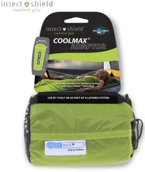 COOLMAX® ADAPTOR LINER WITH INSECT SHIELD®
