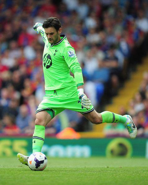 ~ Hugo Lloris of Tottenham Hotspur against Crystal Palace ~