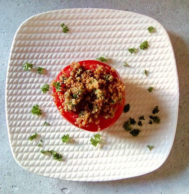 gk kreativ: Provenzalische Tomaten