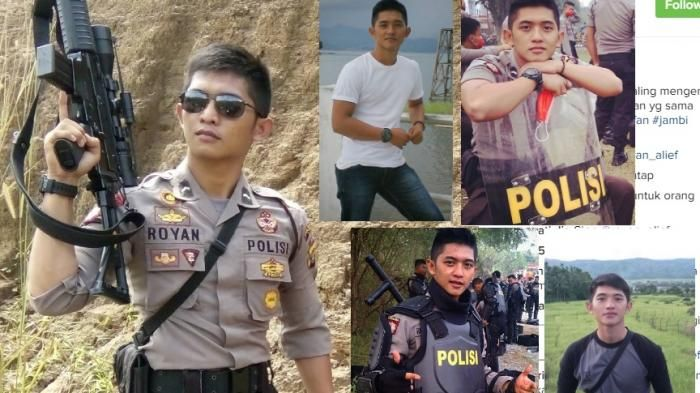 Polisi Ganteng - Followernya 40 Ribu, Cewek Berebut Jadi Pacarnya, Katanya Mirip…