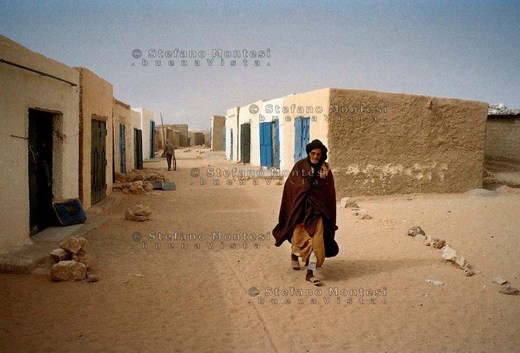 Febbraio 2012.The Saharawi refugee camp Smara..