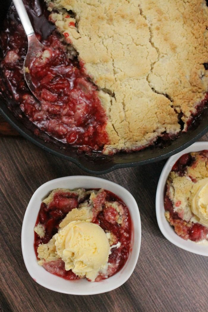 Y'all don't even know how DELICIOUS this One Pan Strawberry Dump Cake Recipe is! My family could not stay out of it and it was super easy to make, all in one pan! This amazing recipe was a big hit with my entire family, just add a little bit of ice cream on top and you have one of the most amazing desserts ever!