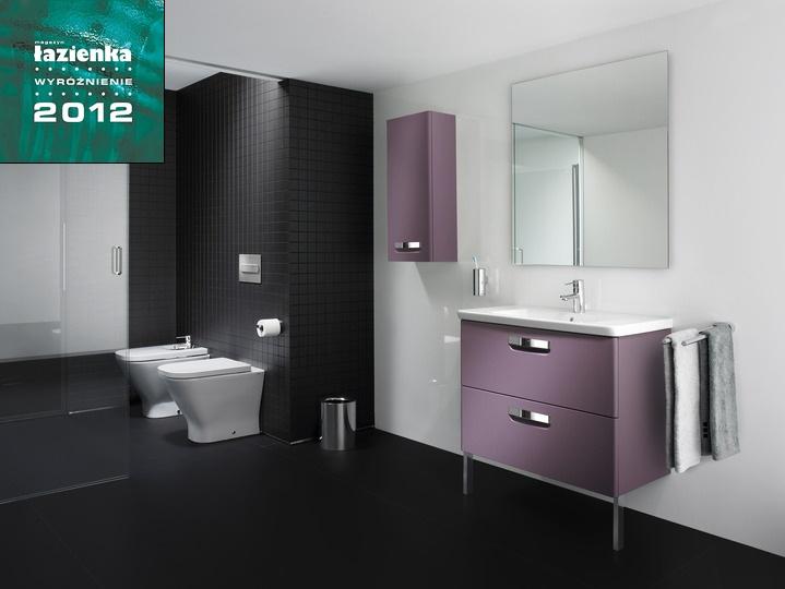 Wyróżnienie przyznane w kategorii Wyroby sanitarne z ceramiki i innych materiałów  za serię ceramiki Gap.