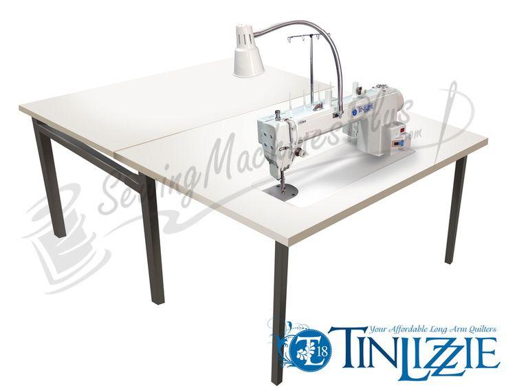 TinLizzie18 Sit Down Long Arm Quilting Machine