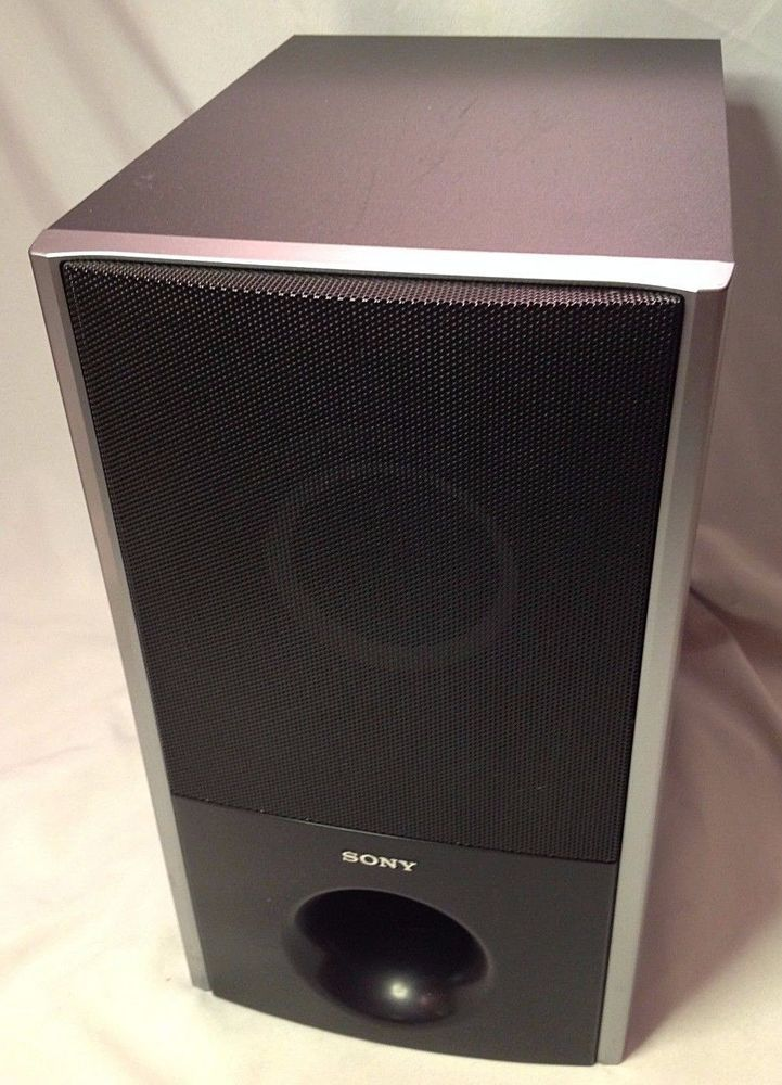 Sony SS-WS82 Passive Subwoofer from DAV-HDX275 Home Theater System, 150 Watt #Sony