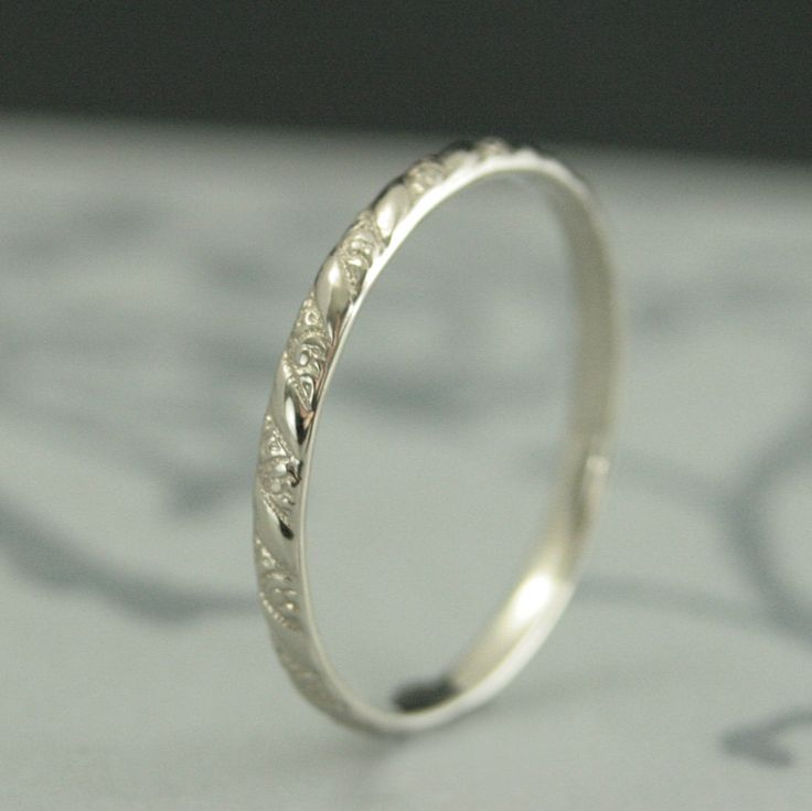 22+ Thin wedding bands white gold ideas in 2021
