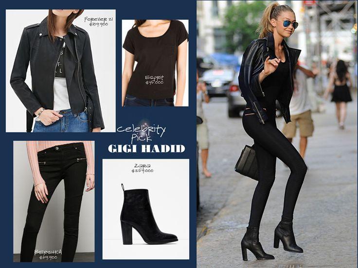 Look Gigi Hadid