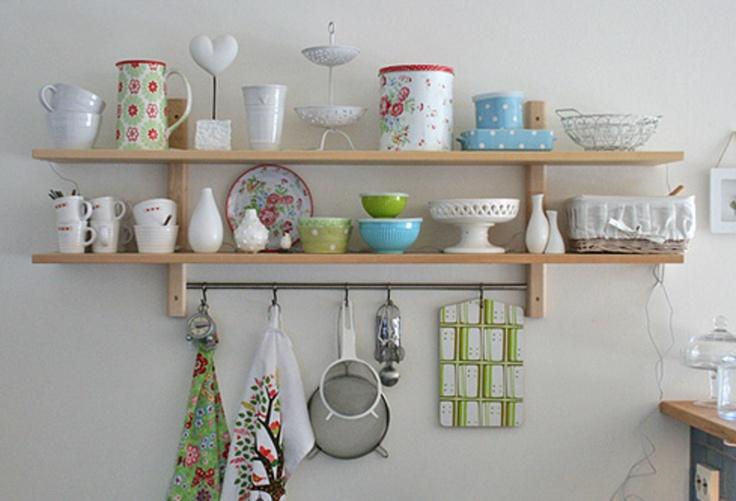Got: Ikea Varde Birch Wall shelf with 5 hooks. http://www.ikea.com/gb/en/catalog/products/80094245/#/80094245