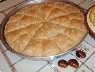νηστίσιμες συνταγές μανιταρόπιτα