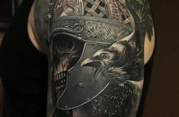 65 Top Marvelous Viking Tattoos For The Nordic Fans