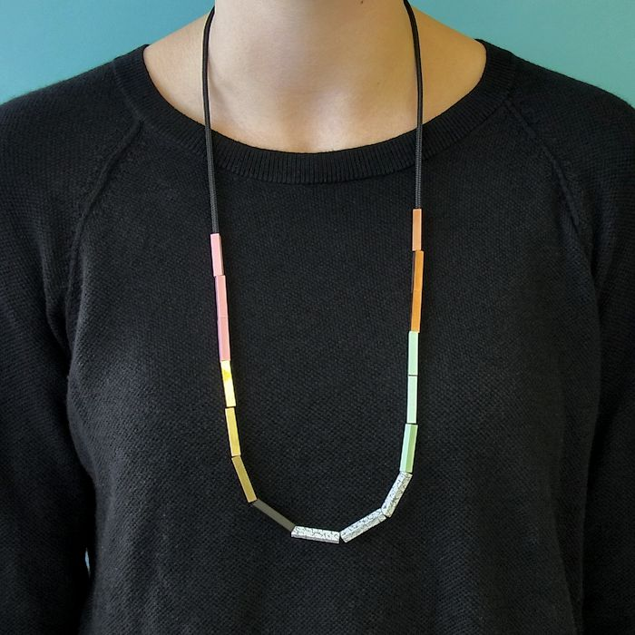 Necklace No. 12 by Iacoli & McAllister