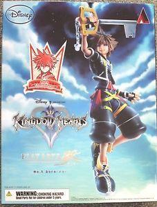 "KINGDOM HEARTS Ⅱ PLAY ARTS KAI Sora ""Limit Form"" Figure Square Enix"
