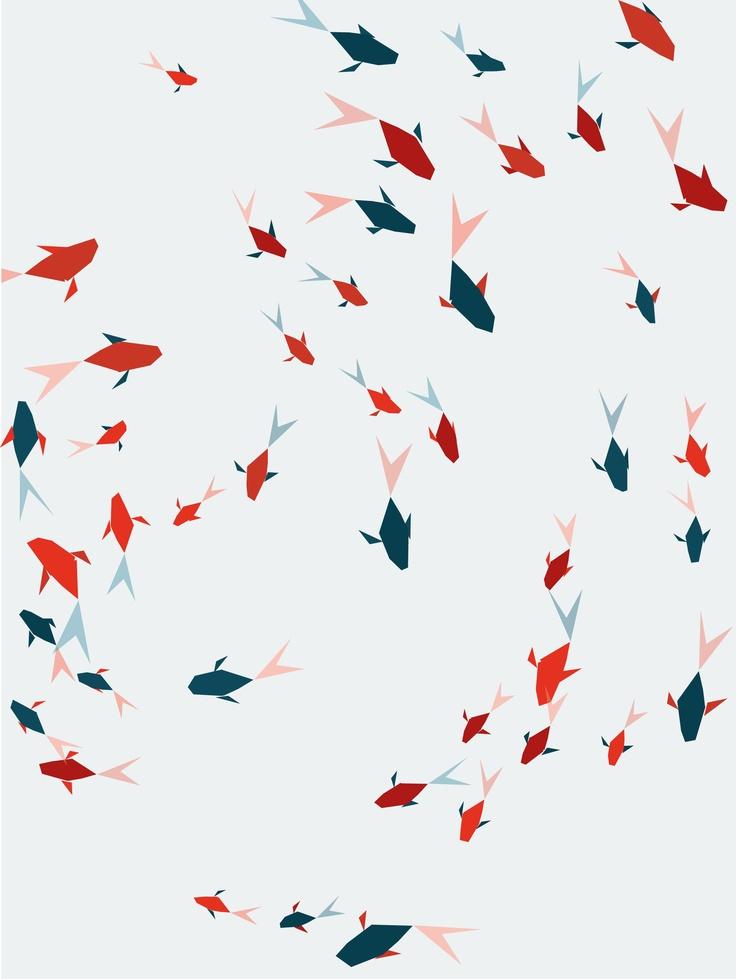 Fish 02 by pixtil.