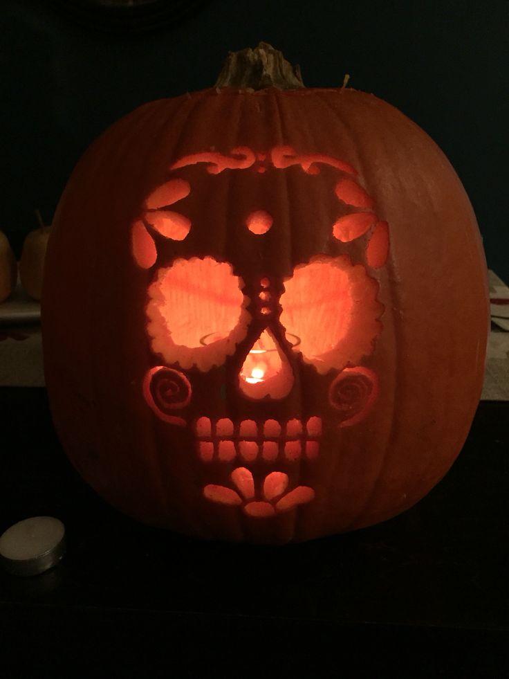 Sugar Skull Halloween Costumes