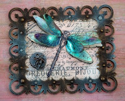 Love the use of fantasy film on the dragonfly!