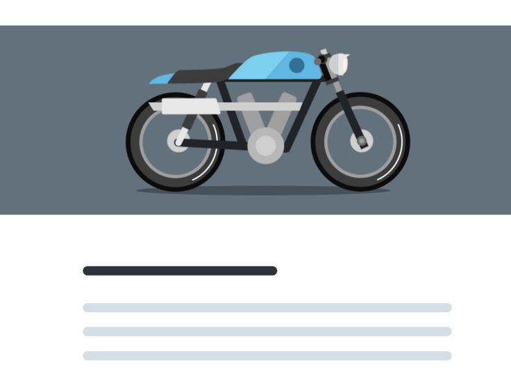 A fun looping motorcycle page build that didn't make the cut. Update: It did make the cut :) View video here