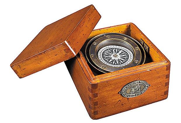 Lifeboat Compass on OneKingsLane.com