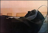 St. Clare of Montefalco - Died in 1308 and though her body was embalmed, her body has still remained perfectly incorrupt (beyond what embalming can provide in over 7 centuries). Her body is still normally flexible and displayed in the church of the Augustinian nuns of Montefalco, Italy.