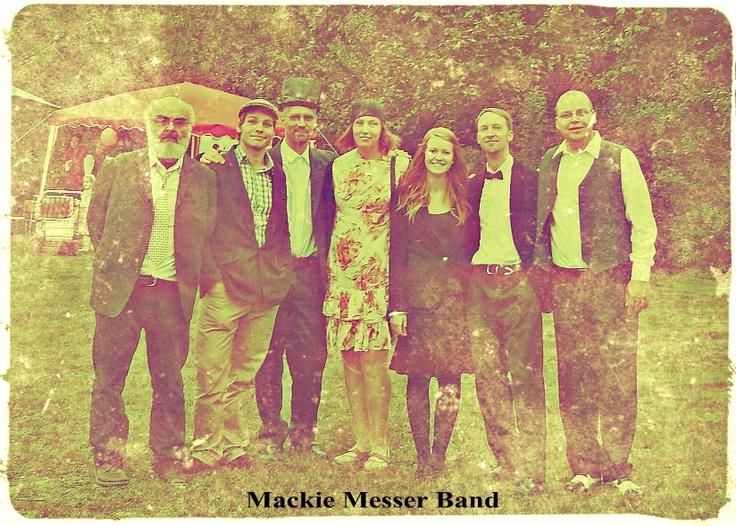 Mackie Messer Band,  Odolena Voda