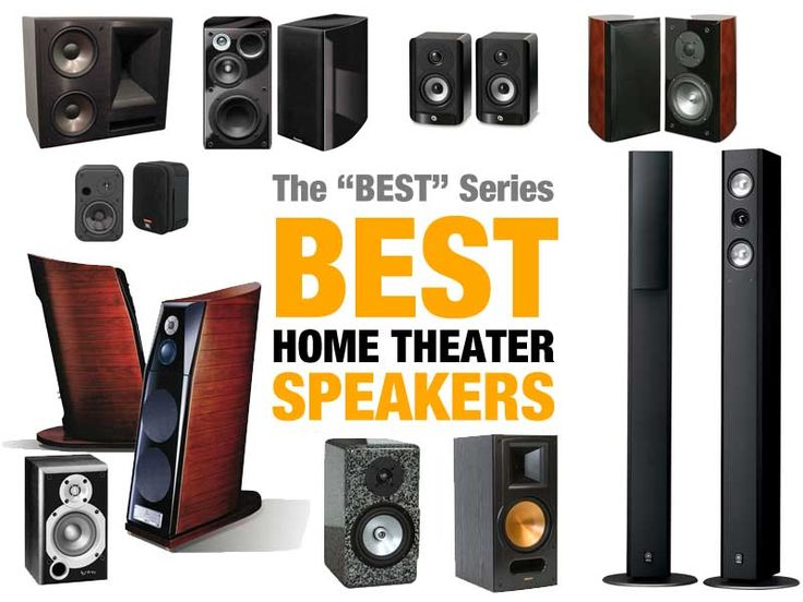 17 Best ideas about Best Home Theater Speakers on ...