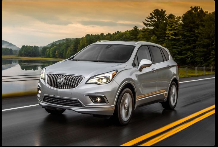 The 2019 Buick Envisionoffers outstanding style and technology both inside and out. See interior & exterior photos. 2019 Buick EnvisionNew features complemented by a lower starting price and streamlined packages.The mid-size 2019 Buick Envisionoffers a complete lineup with a wide variety of finishes and features, two conventional engines.