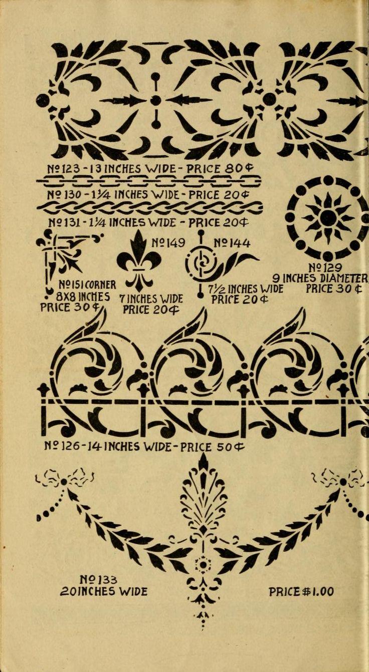 1646 best stencil images on pinterest silhouette design