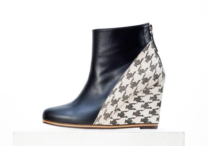 VOYAGE XII #wedge shoes @voyagetwelve