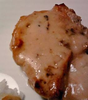 Worlds Best Recipes: Pork Chops With Cream of Mushroom. Make these pork chops with Golden Mushroom Soup from Campbells and fresh sliced button mushrooms. CLICK PHOTO for this wonderful version of this recipe from world famous Chef Thomas Byers