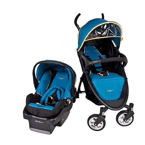Eddie Bauer Pilot Travel System – City Slicker Stroller ...