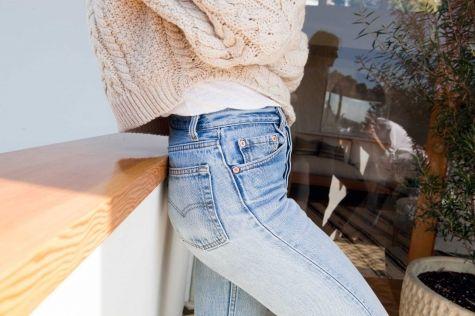 Jessica de Ruiter on JeanStories.com / Levi's 501 / vintage Levi's / Jean Stories