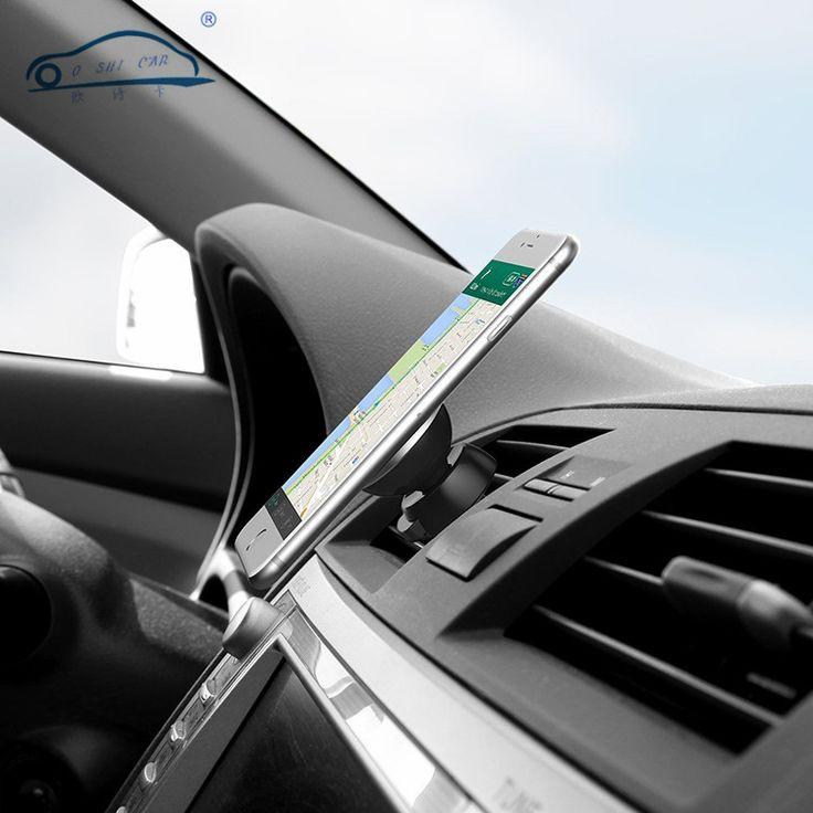 2016 neue auto entlüfter-halter/magnet 360 grad auto universal-magnet handy halter für iphone samsung huawei