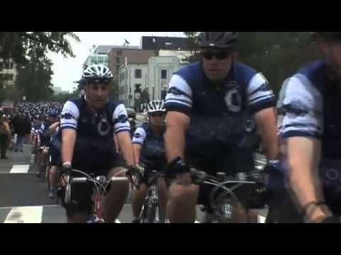 Police Unity Tour-Awesome! Gave me chills.