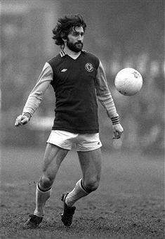 Dennis Mortimer Aston Villa 1980/81