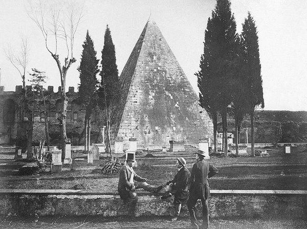 Cimitero acattolico (1866)