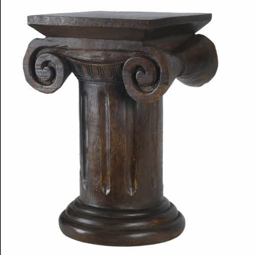 Decorating Columns As Plant Stands Details About Lamp