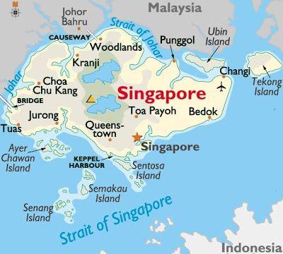 República de Singapur Capital Ciudad de Singapur 5.353.494 habitantes (2012) Idioma Inglés, malayo, chino mandarín y tamil Moneda Dólar de Singapur (SGD)