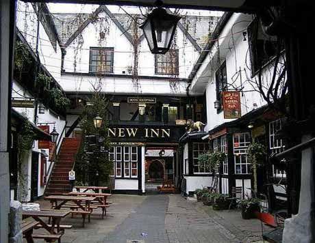 New Inn Hotel, Gloucester