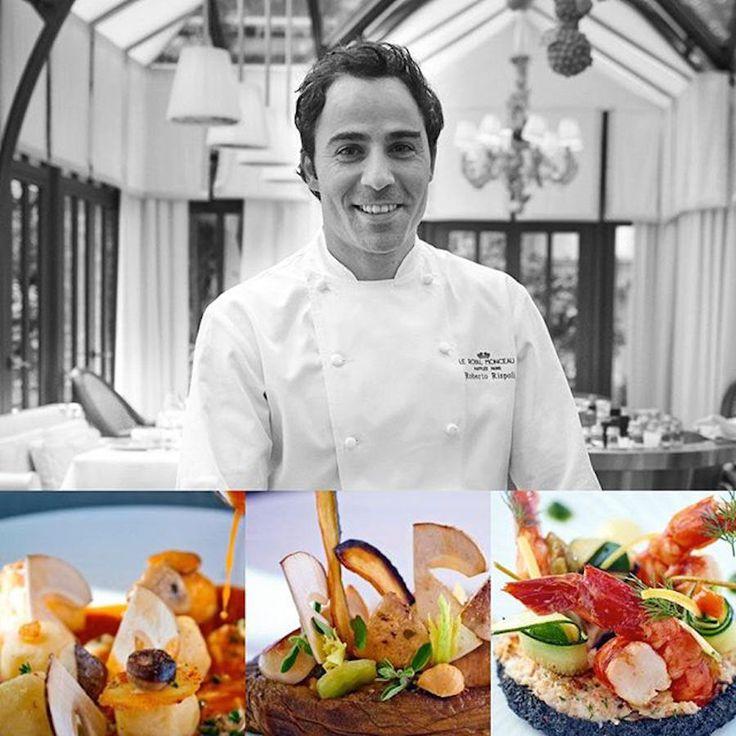 20153913 - M - 1 star - Chef Roberto Rispoli - Restaurant Il Carpaccio - Paris, #italianfood #italianchef #italianrestaurant www.100ITA.com