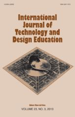 The International Journal of Technology and Design Education encourages research and scholarly writing covering all aspects of technology and design education. The journal features critical, review, and comparative studies. In ...