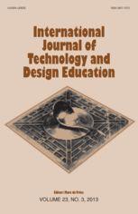 Международный журнал технологии и дизайна образования